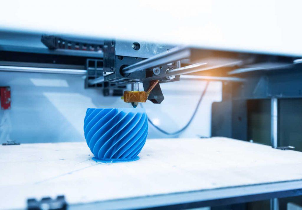 Las ventajas de tener una impresora 3D en la oficina
